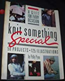 Knit Something Special, Outlet Book Company Staff and Random House Value Publishing Staff, 0517552590