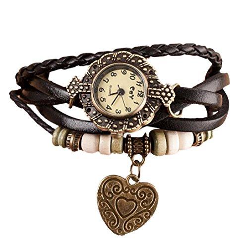 Bracelet-Set-RIUDA-2016-Quartz-Weave-Around-Leather-Bracelet-Lady-Woman-Wrist-Watch