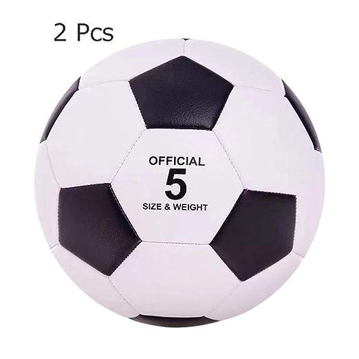 Girls Boys Classic Mini Balón de fútbol niños Fútbol Tamaño ...