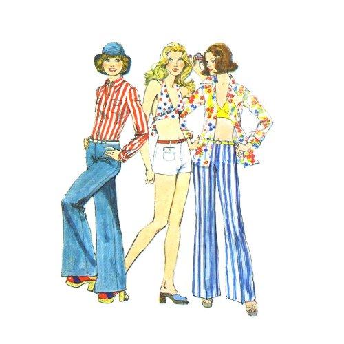 1970s Hip Hugger - 1
