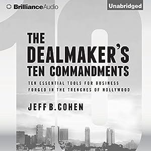 The Dealmaker's Ten Commandments Audiobook