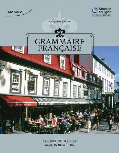 Grammaire Française (World Languages)