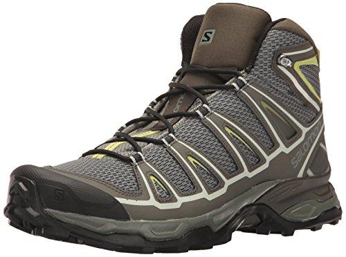 Gray Mid Ultra Men's Castor X Beluga Aero Boot Salomon Fern Hiking w8xFw