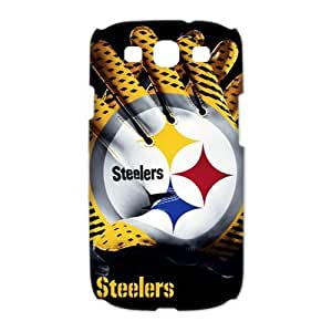 NFL Pittsburgh Steelers Samsung Galaxy S3 I9300/I9308/I939 Case Cover Custom Personalized Durable Stylish Gloves Phone Case at Big-dream