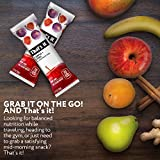 That's it. Apple + Fig Fruit Bars 100% All Natural, No Artificial Ingredients or Preservatives Delicious Healthy Snack for Children & Adults, Vegan, Gluten Free, Paleo, Kosher, Non GMO