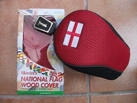 Inglés Nacional para palos de golf - Inglaterra: Amazon.es ...