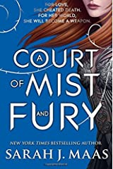 A Court of Mist and Fury Paperback