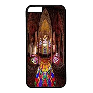 good case Custom case cover for iphone 6 4.7 Black PC Back cell phone case cover Hard Single gL92qfDYc1g case cover Skin for iphone 6 4.7 With Charming Design House WANGJING JINDA