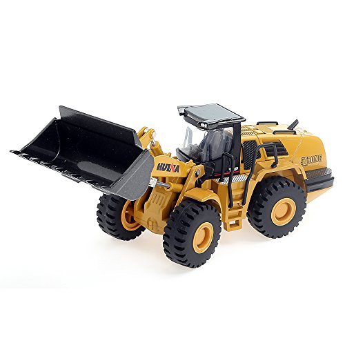 The 8 best diecast construction equipment toys