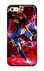 Flexible PC Back For SamSung Galaxy S3 Phone Case Cover - Fantastic Lionel Messi (3D PC Soft Case)