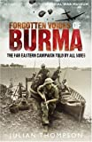 Forgotten Voices of Burma, Julian Thompson, 009193236X