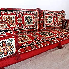 Amazon.com: furniture,oriental seating,arabic sofa,sofa set ...