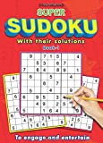 Super Sudoku with Solutions Book - 1