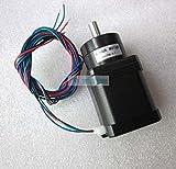 Gear ratio 5:1 Planetary Gearbox stepper motor Nema 17 1.68A Geared Stepper Motor 3d printer stepper motor