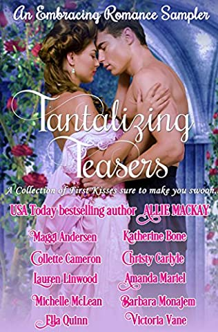 book cover of Tantalizing Teasers