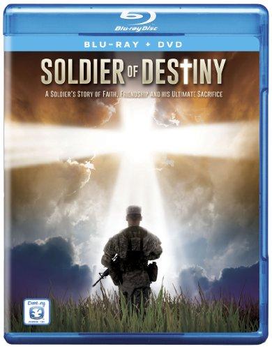 Soldier of Destiny Blu-Ray