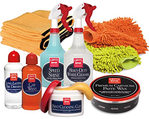 Griot's Garage Premium Detailing Kit
