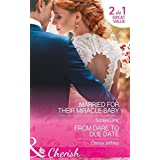 Married For Their Miracle Baby: Married for Their Miracle Baby / From Dare to Due Date (Cherish) by Soraya Lane (2016-02-25)