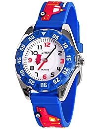 Kids Waterproof Watch, 3D Lovely Cartoon Watch for Girl and Boy-The Best Gift