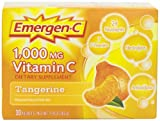 Emergen-C Tangerine, 30-count, Health Care Stuffs