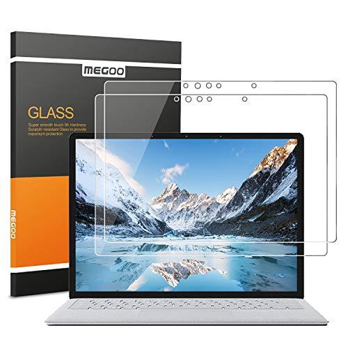 [2 Pack] MEGOO Surface Laptop 3 Screen Protector