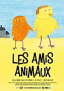 vignette de 'Amis animaux (Les) (Eva Lindström)'