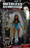 CANDICE - WWE Wrestling Ruthless Aggression Series 33 Diva Figure by Jakks Pacific