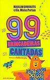 capa de 99 Brincadeiras Cantadas