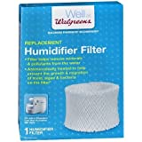 Walgreens Cool Moisture Humidifier Filter W889-WGN 1.0ea.(pack of 2)