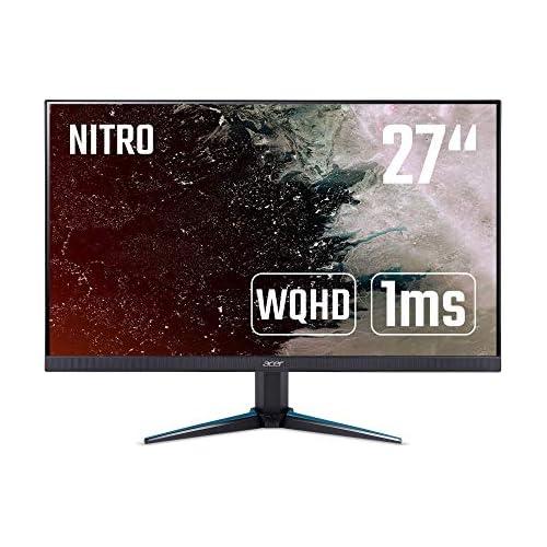Acer 270K LED Display 68 6 cm 27 4K Ultra HD Plana Negro Monitor 68 6 cm 27 3840 x 2160 Pixeles 4K Ultra HD LED 4 ms Negro