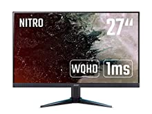 "Acer 270K LED Display 68,6 cm (27"") 4K Ultra HD Plana Negro - Monitor (68,6 cm (27""), 3840 x 2160 Pixeles, 4K Ultra HD, LED, 4 ms, Negro)"