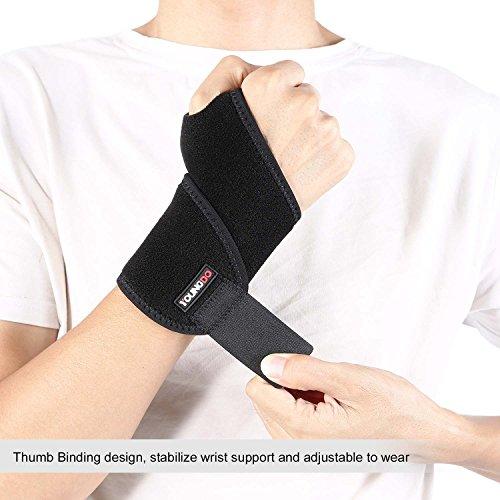 Best Wrist Wraps For Crossfit Best Powerlifting Wrist Wraps