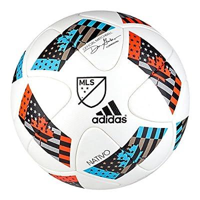 Adidas 17 Mls Omb Match Ball 5 White/Multi