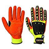Portwest Anti Impact Grip Glove Ressistant Safety