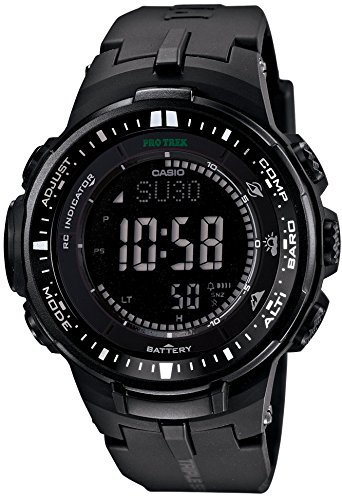 Protrek Triple Sensor (Casio Protrek Triple Sensor with 6 World Station PRW30001AJF Japan import)
