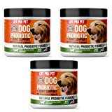 Glucosamine For Dogs With Turmeric & Dog Probiotics Powder PACK OF 3