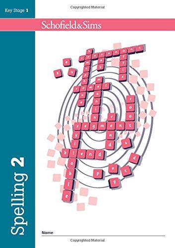 Spelling Book 2