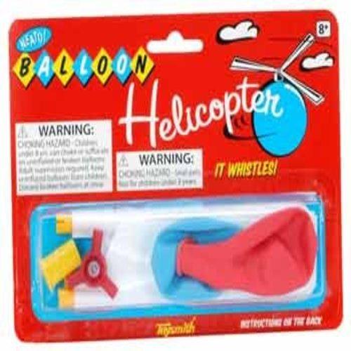 Toysmith TSM6053 Balloon Helicopter