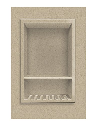 Matrix Sand - Transolid ACCESS0003-B2 Decor 10 x 15-Inch Recessed Shampoo Caddy, Matrix Sand