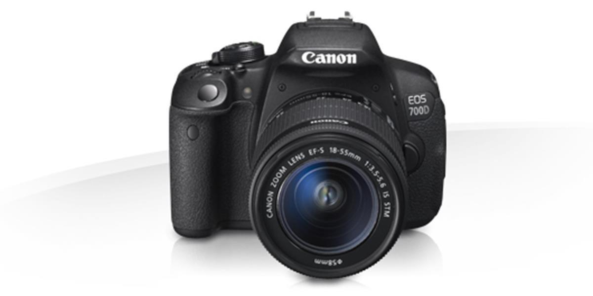 Canon EOS 700D 18-55ISSTM Juego de cámara SLR 18MP CMOS 5184 x ...