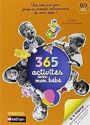 365 activités avec mon bébé