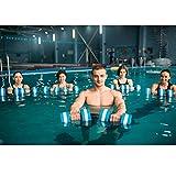 Kxuhivc Water Dumbbells Aquatic Exercise Dumbells