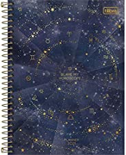 Agenda Espiral Planner Magic M7, 2021 Tilibra, Multicor