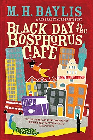 book cover of Black Day at the Bosphorus Cafe
