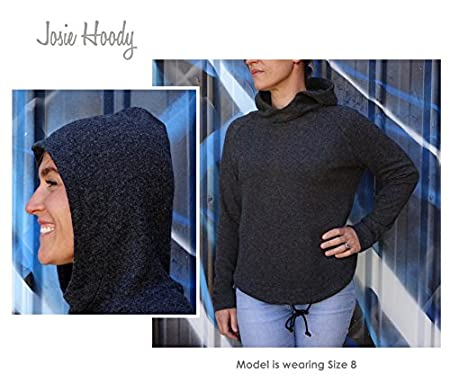 acd3a41a9bd1d Amazon.com  Style Arc Sewing Pattern - Josie Hoodie (Sizes 04-16) - Click  for Other Sizes Available  Arts
