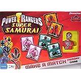 Pressman Toys Power Rangers Samurai Make A Match Memory Game