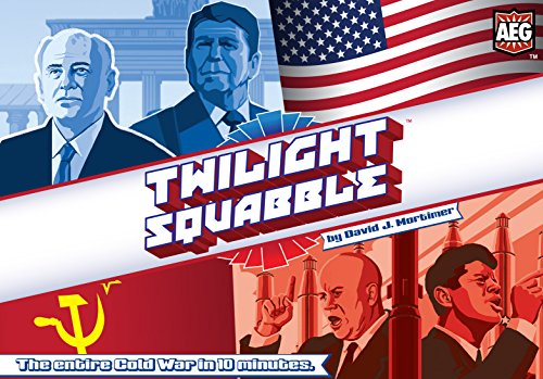 AEG Twilight Squabble Board Games by AEG