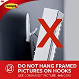 Command White Large Utility Hooks, Ships In Own