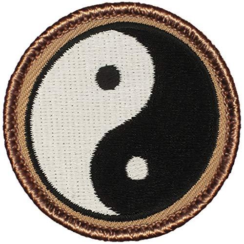 - Yin Yang Patrol Patch - 2