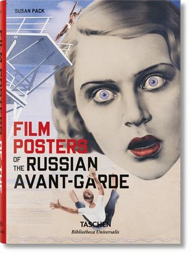 Film Posters of the Russian Avant-Garde (Multilingual Edition) - Movie Poster Design